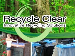 Recycling Bins for Public Spaces and Events