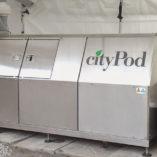 Composter; composting; food waste; waste; CityPod