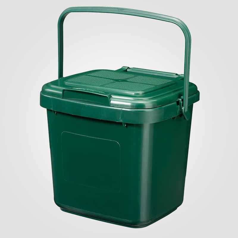 Green Kitchen Bin: Ecovision Environmental